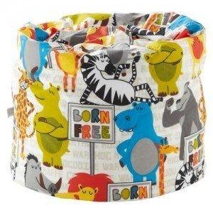 Children's Bean Bag Born Free Design