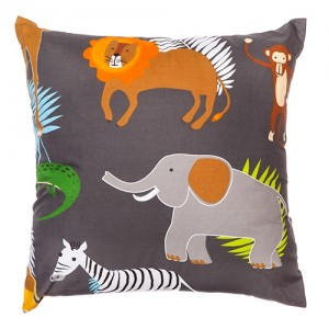 "Africa Design Children's 18"" Scatter Cushion"