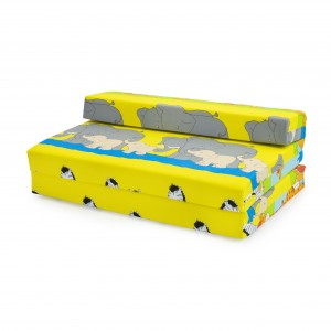 Savannah Printed Childrens Double Z Bed Mattress