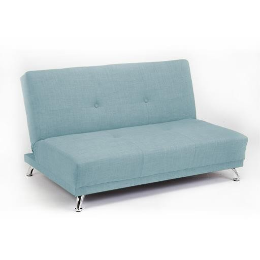 Duck Egg Blue 2 Seater Convertible Clic Clac Childrens