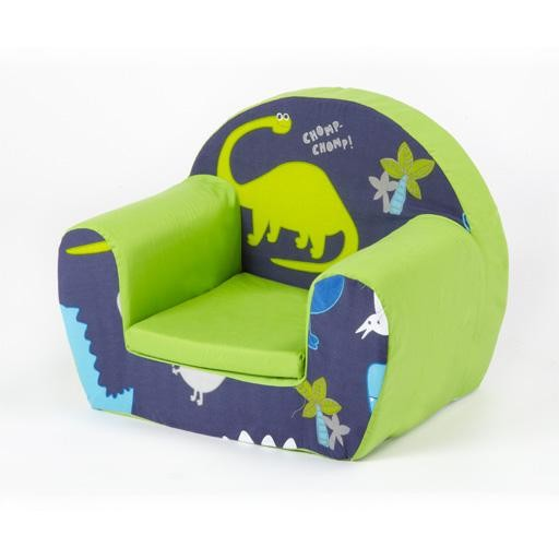 Dinosaurs Design Children S Single Foam Chair