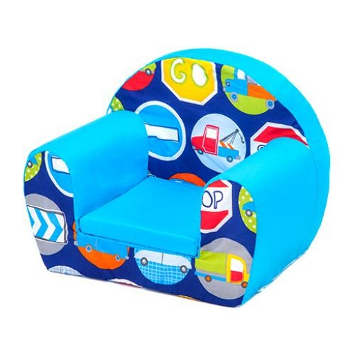 Road Signs Children S Toddlers Furniture Small Foam Chair