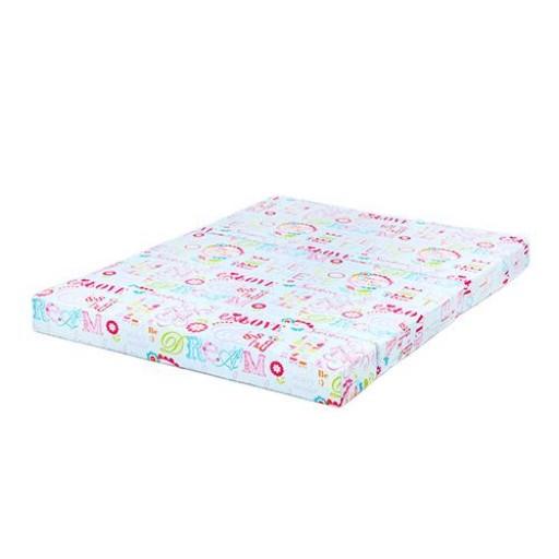 Children S Double Z Bed Foam Fold Out Sofa Mattress