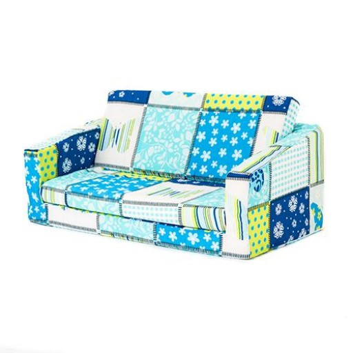 Butterfly Children S Lily Foam Fold Out Sofa Bed Lounger