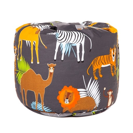 Africa Design Children's Bean Bag