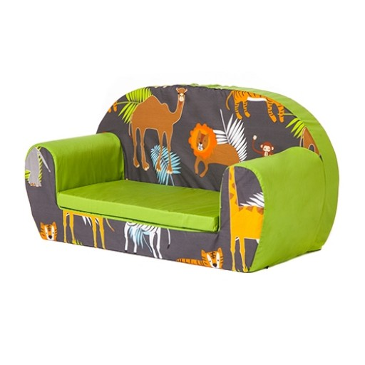 Africa Design Children's Foam Mini Sofa Lounger