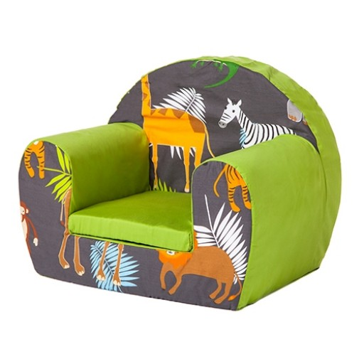 Africa Design Children's Foam Armchair Seat