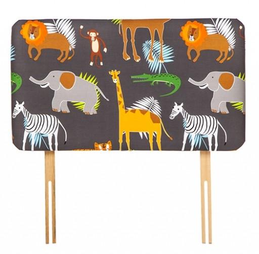 Africa Design Children's 3ft Single Bed Headboard