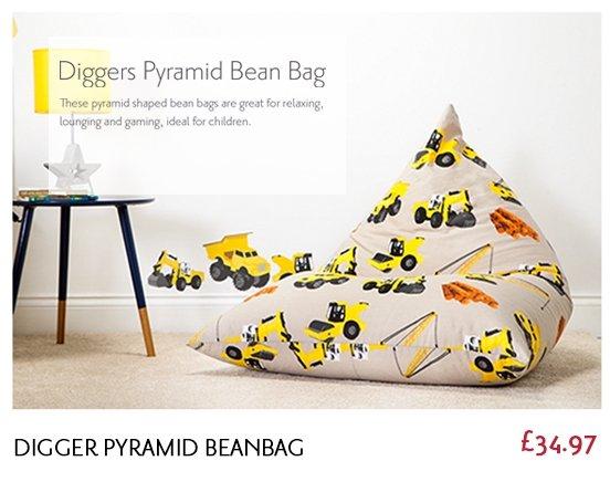 Digger Bean Bags