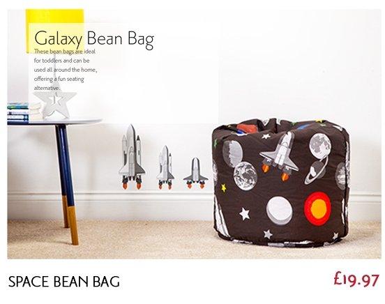 Galaxy Bean Bags